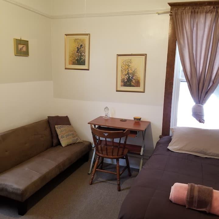 III Peaceful Accommodations
