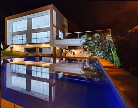 El Capricho - Casa de Playa en Acantilado Veracruz