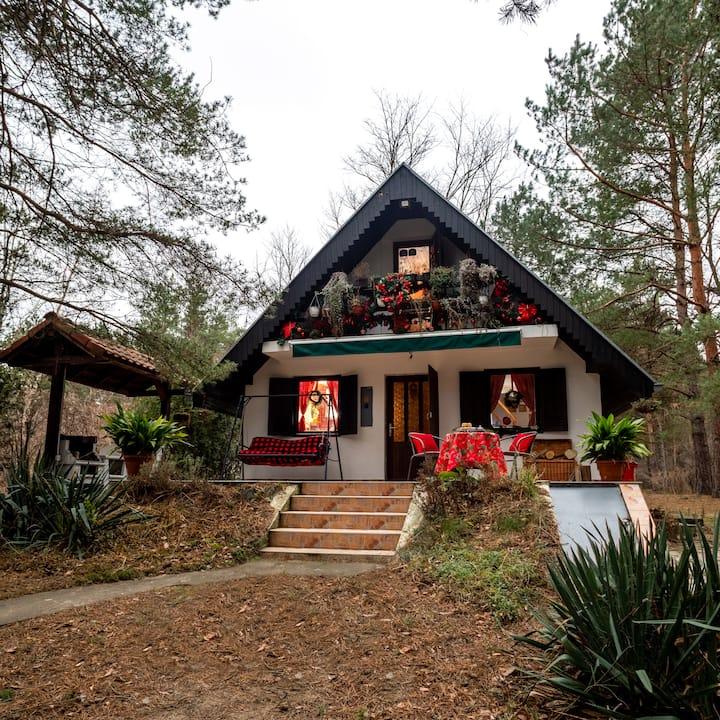 Ladybird Lodge, Deliblatska Pescara