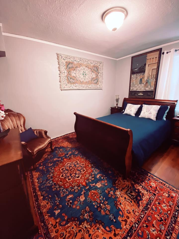 Serene Cozy Private Suite Patio ~ Upscale Berkeley