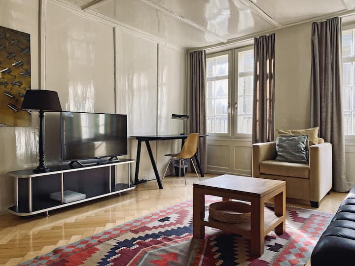 Bergdorf Homes - old town apartment
