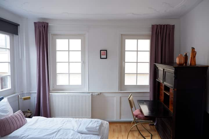 1 - Private room in the city center (1)