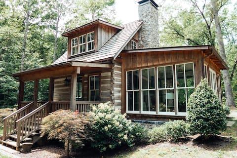 Cabin by Bear Lake