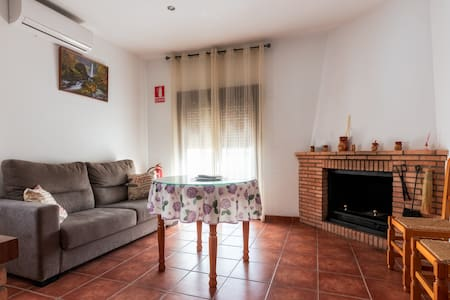 1 Cozy double bedroom apartment, Sierra de Segura