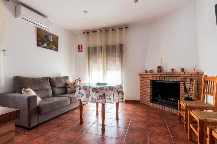 1 Cozy double bedroom apartment, Sierra de Segura