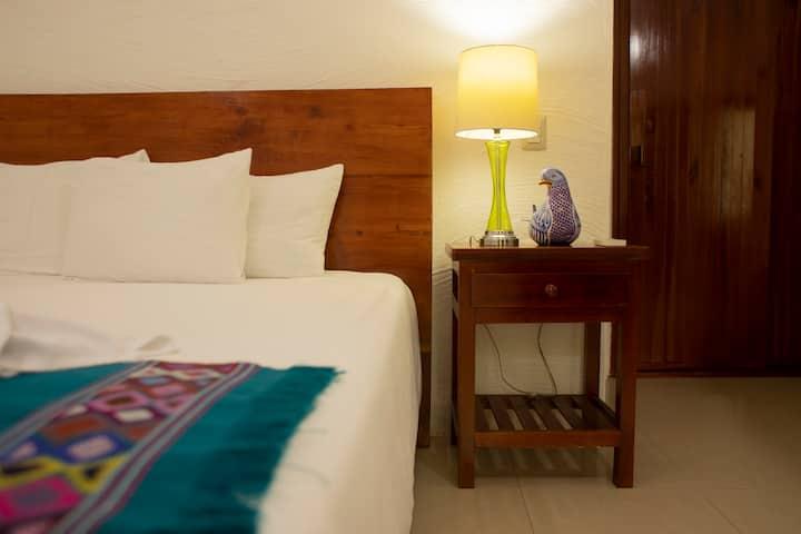 Habitación Estándar King Hotel la aldea