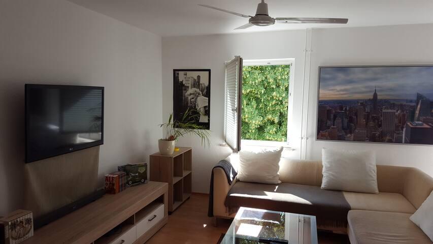 Small private room @ cozy apartment