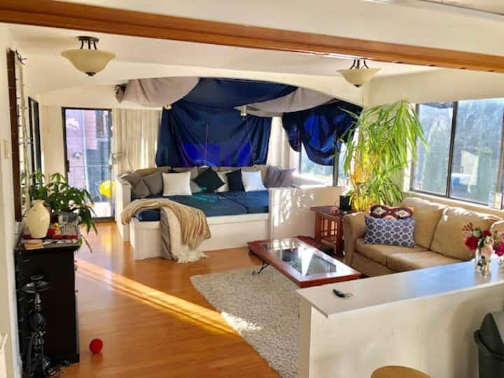 Spacious Room in Character Home