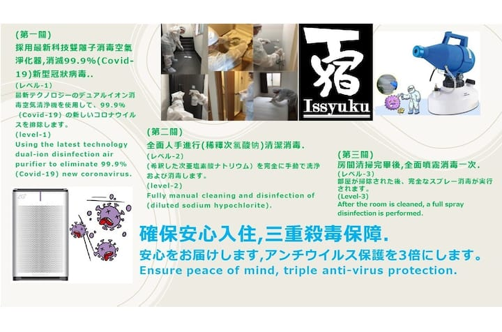 【4/F】Asakusabashi Building | for 4-7 ppl