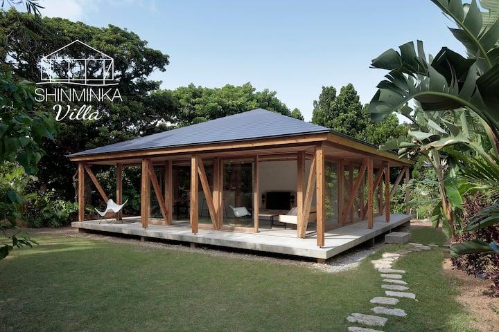 SHINMINKA Villa GUSHIKEN/FREE WIFI