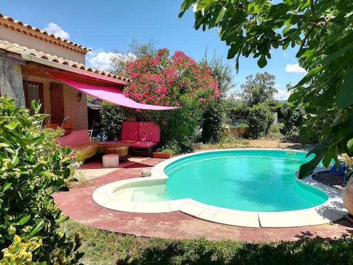 Chambre  villa a 10min de Valence