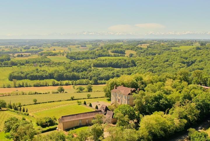 La Dépendance du Château de Viella
