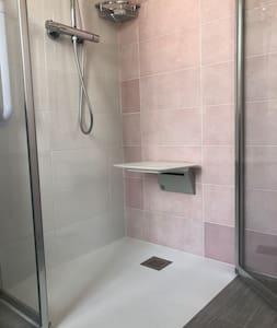 샤워 의자