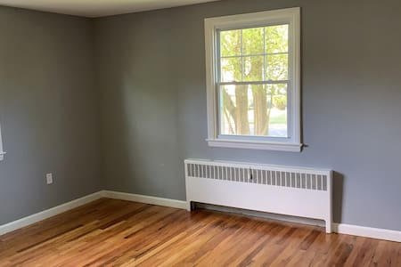 Lot of space for living room