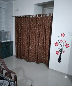 Wide space round Bedroom Entrance