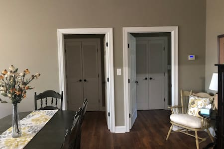 All doorways are 36 inches wide