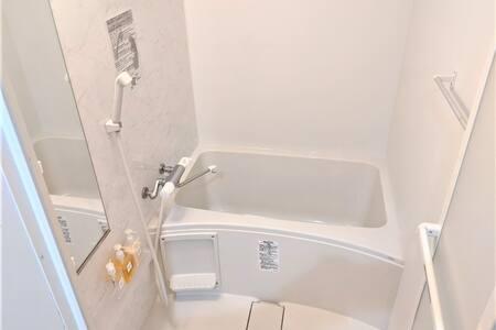 ที่จับแบบยึดกับที่สำหรับอาบน้ำ
