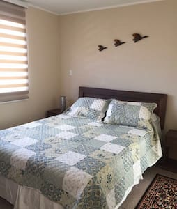 Cama doble dormitorio principal