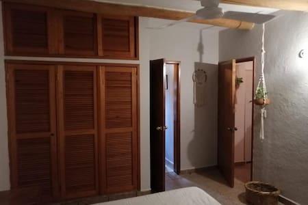 Entrada al cuarto