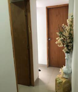 Entrada a la segunda habitación