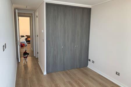 Bedroom entrance