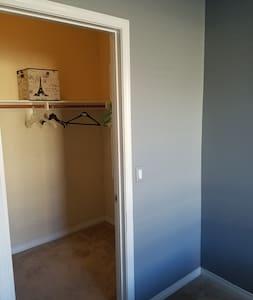 Standard doorway throughout the home