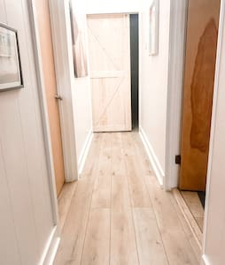 Easy access to both bedrooms
