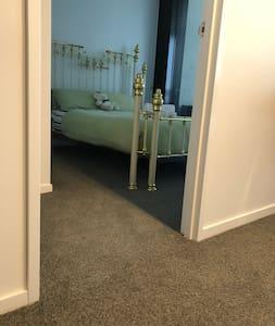 Entrance of bedroom