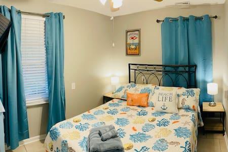 Coral Bedroom 2
