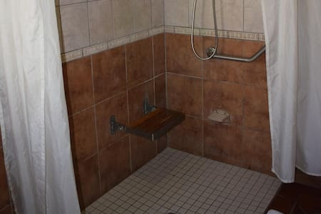 Barre di sostegno fisse per doccia