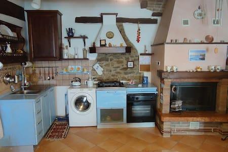 Cucina in piano, priva di dislivelli o gradini!