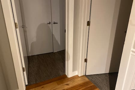 Doors are wide enough for wheelchair to enter bedrooms