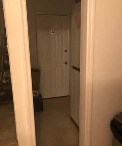 Bezprogowe wejście do pokoju
