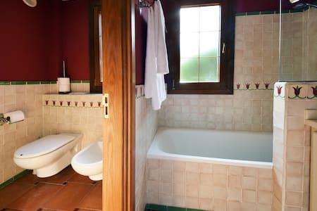 Acceso baños