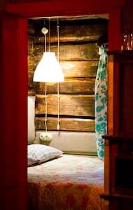 Спальня на 1м этаже