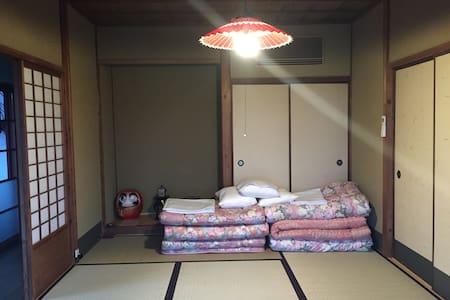 Japanese style bedFuton