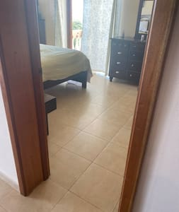 Lépcső nélküli bejárat a szobához