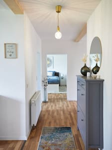 Open Flow and bright rooms