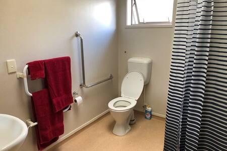 Thanh vịn cố định cho nhà vệ sinh