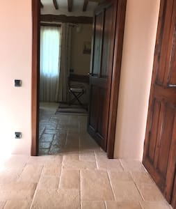 La chambre est accessible depuis le parking est plat et sans aucune marche