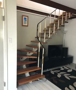 Steps to get upstairs