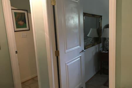 Doorways are 32 inches