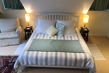 The super king size bed
