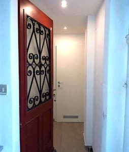 Standard width door