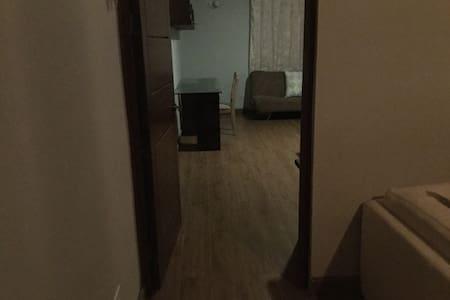 Indgangen er bredere end 81 cm