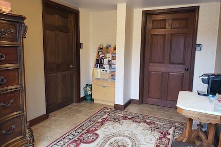 Entrance of the Conewango Room