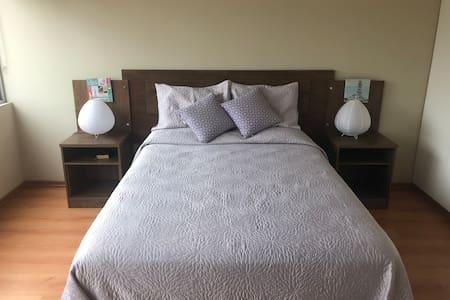 Main bed!