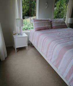 Left side of bed