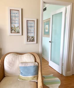 Entry to bedroom
