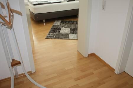 Accès de plain-pied à la chambre